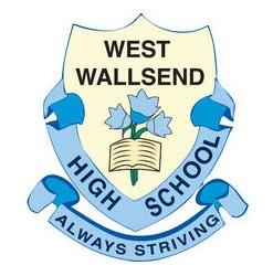 west wallsend high school logo