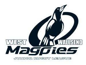 west wallsend junior rugby league club logo
