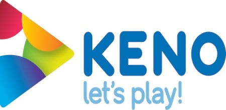 keno let's play logo