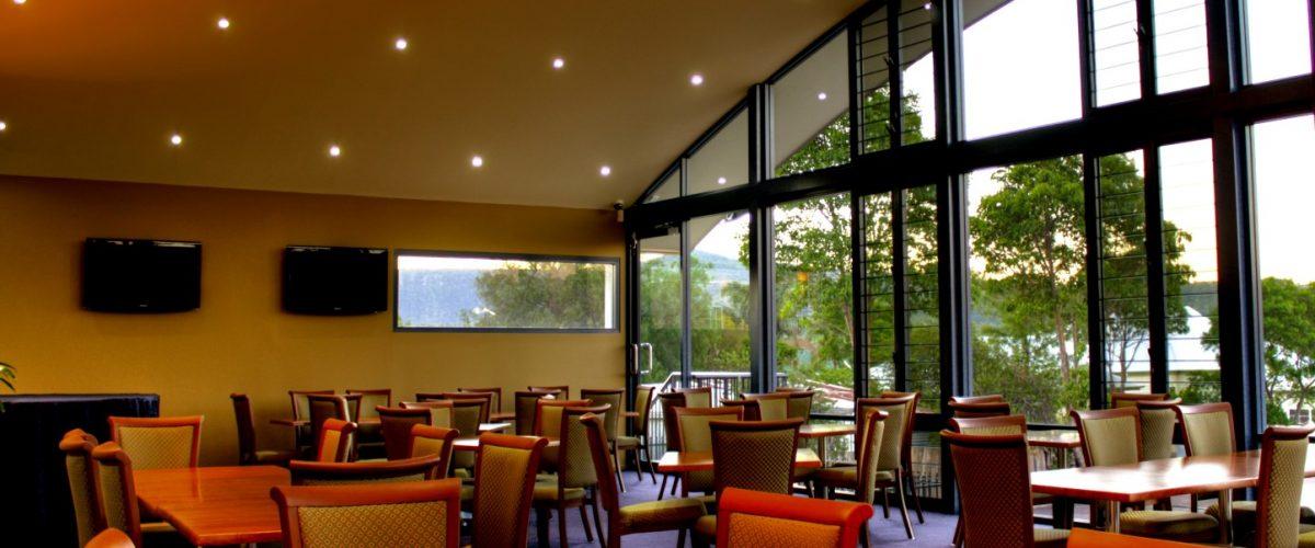 sugar leaf restaurant terrace