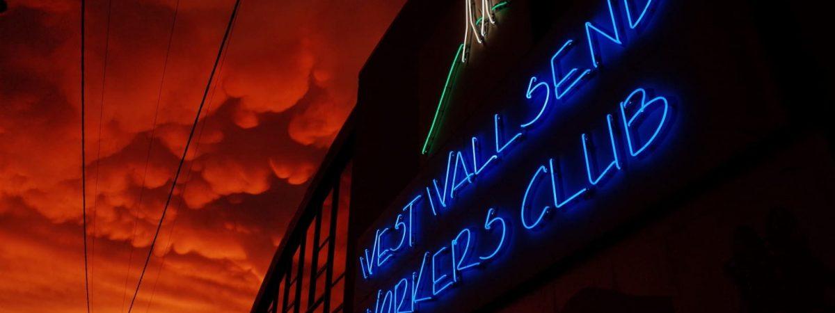 west wallsend workers club outside look